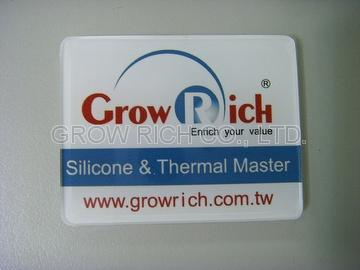 Gel pad / sticky pad ( washable & reusable ),Thermal gap pad
