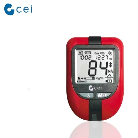 2018 OEM/ODM Cheapest No Coding Blood Glucose Meter for Diabetes