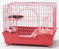 Cat Cage with 1 Jumping Board