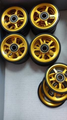 Brompton Easy Wheel Rollers