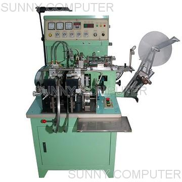 SP-210S Label Cutting and Folding Machine