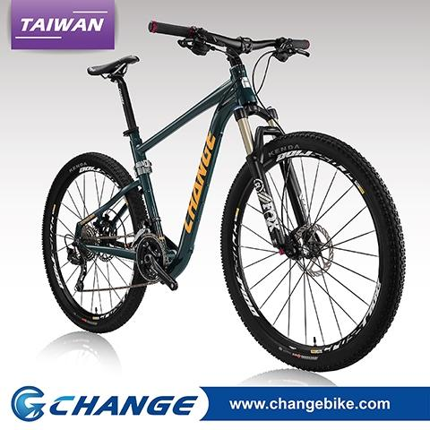 ChangeBike Foldable MTB frame DF-833G