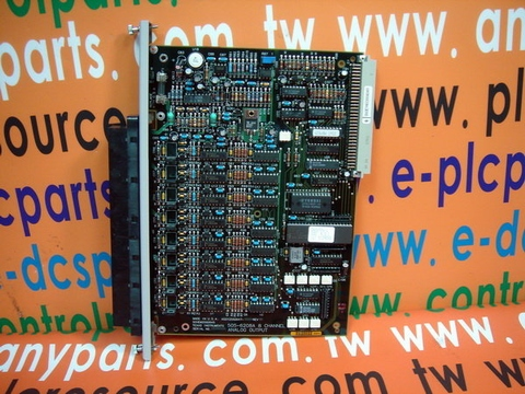 Texas Instruments / SIEMENS PLC TI 505-6208A 8 CHANNEL ANALOG OUTPUT