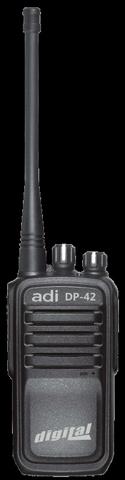 DP-42, Portable Digital Radio Interoperable with Analog