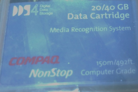 HP DDS4 20-40 GB Data Cartridge 150m-492ft