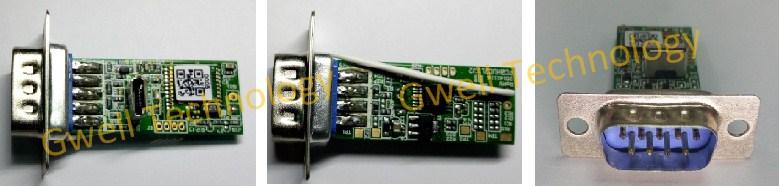 Taiwan Nordic nRF51822 DB9   GWELL TECHNOLOGY CO , LTD