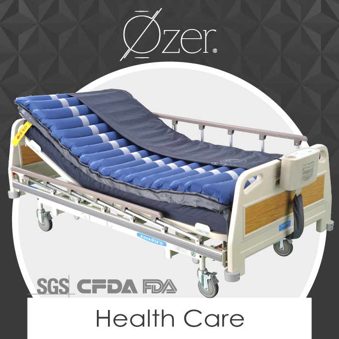 8 Inch Inflatable Bedsore By Ozer Medical Hospital Bed Alternating