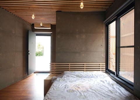 Japaness Concrete Wall Panle