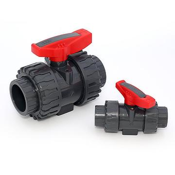 Taiwan Plastic PVC/CPVC Double Union Ball Valve | EAGLESKY CO , LTD