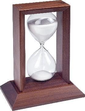 Elegant Hourglass(30 Minutes)