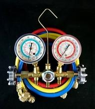 Diagnostic AC manifold gauge set with 60 inch hoses for R410A R32 -YF460