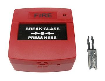 Break Glass Manual Call Point