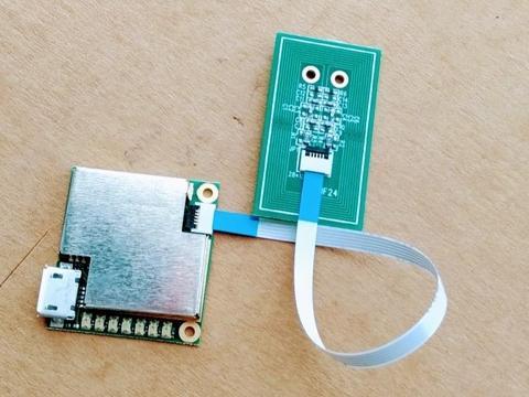 Taiwan NFC Reader (CT-NFC-B3XX/C3XX) MINI RFID Module