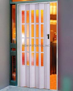 Taiwan Pvc Folding Doors Amp Partitions New Potential Inc