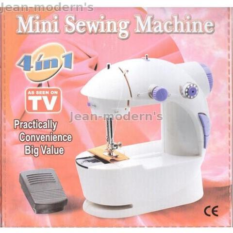 Mini Sewing Machine_jean-modern's
