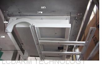 Taiwan Automated Motorized Ceiling Mount Bracket Lcd