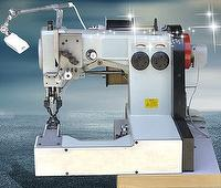 FORMING-DIRECTLY PATTERN STITCHING MACHINE