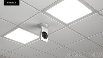 SANTEX Z-Wave IP Camera FHD 1080P