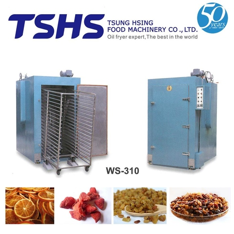 High Working Industrial Box Type Food Dehydrating Plant