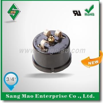 Motor protector, Motor overheat and locked rotor protection