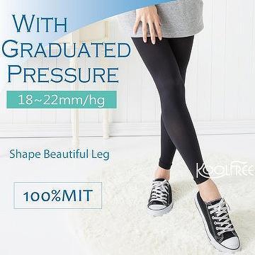 244e6b3a30 Taiwan 18-22mmHg Footless Tights Women Compression Slimming Leggings Leg  Shaping Stockings | CHYAU KE CO., LTD.