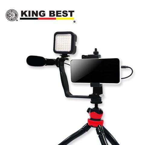 Kingbest DPS-VLG5 Superstar Vlogging  Kit KB5-36