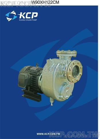 KCP -  Water treatment plant pump