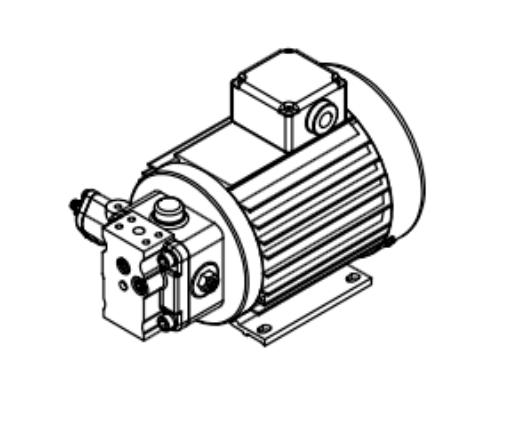 Taiwan Kuvn Variable Vane Uni Pumpmachinery Hydraulic Vane Pump