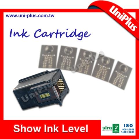 Chip reset for Canon PG 745 CL 746 refilling ink cartridge