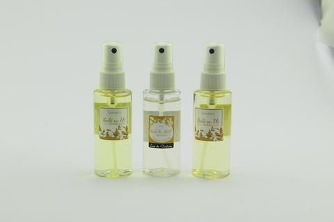 Air White Musk Rose Apple Jasmine Perfumed Refreshing Spray
