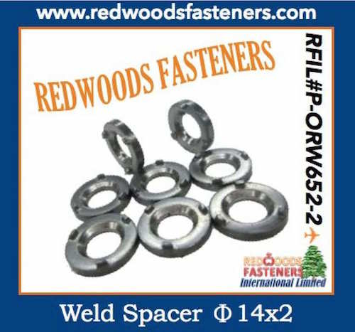 Weld Spacer (H=2mm)