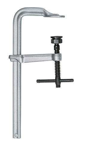 F Clamp, T-Handle, Heavy Duty