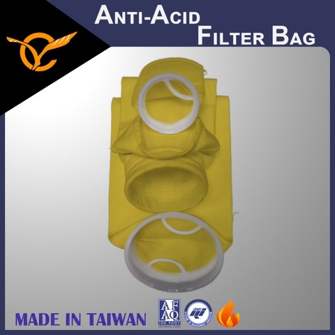 Anti-Acid Filter Bag For Carbon Materials Plant