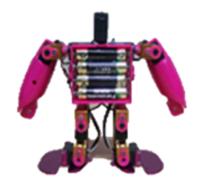 BeRobot_6+5 Profession Kits Unassembly