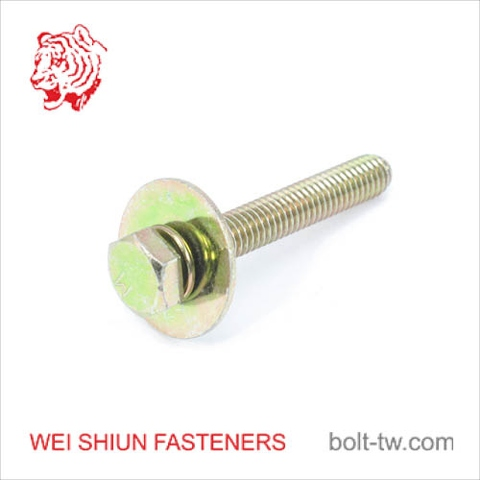 self tapping screw type a trss head deck screw for wood