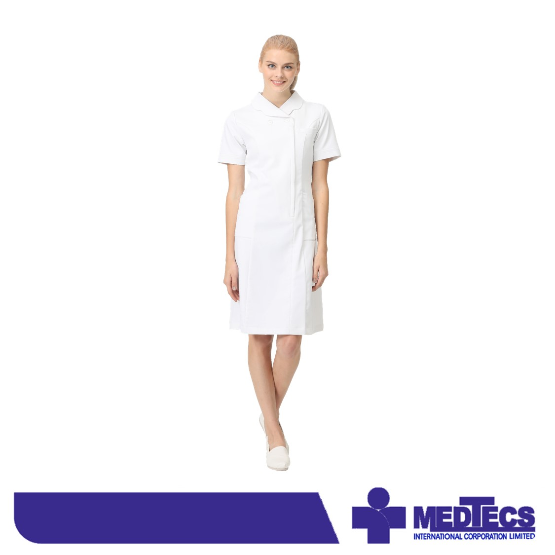 White nurses uniforms