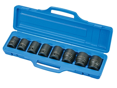 "3/4"" DR. Impact Socket Set 8 PCS"
