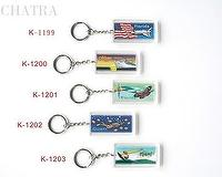 The Acrylic Key Chain