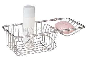 Stainless Steel Shower Caddy, Stainless Steel Soap Holder, Metal Shower  Caddy, Bathroom Rack, Soap Dish, Shower Lotion Rack, Stainless Steel  Bathroom Shelf