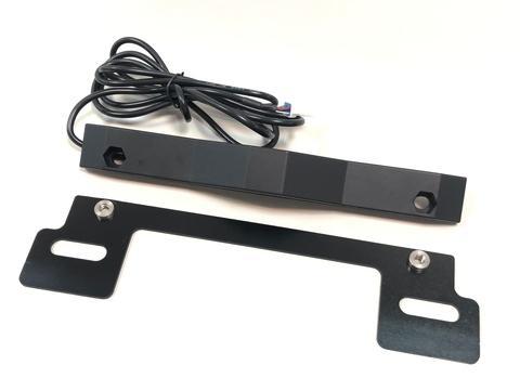 Microwave sensor (built-in speed antenna) & Bracket