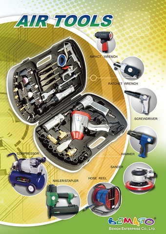 Air Cutting Tool Kit & Accessories