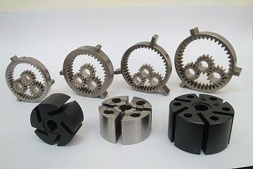 Auto Parts - Gear & Rotor