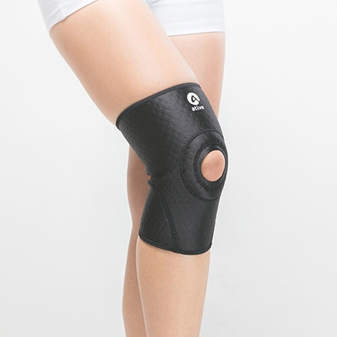 KNEE SUPPORT W/REINFORCED PATELLA