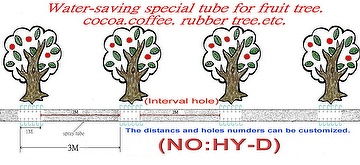 H.Y.Tube for fruit trees