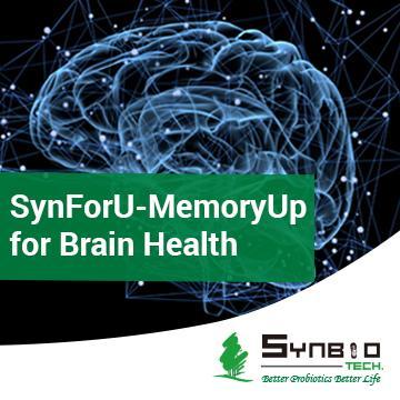 SynForU-MemoryUp-腦部健康益生菌
