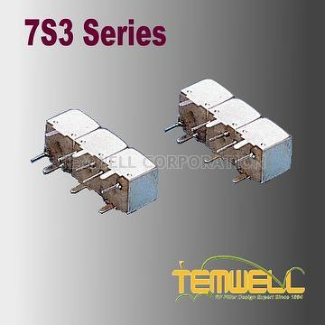 Helical Bandpass Filter- 7S 3 pole Fillter