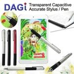 DAGi Accurate Stylus Pen fits for most touch screens of Phone tablet or laptop