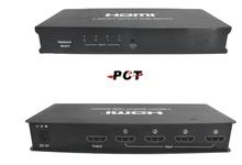 4 Port HDMI 2.0 Switch