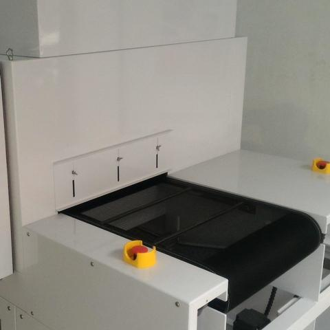 Continuous Dryer-Feed-out
