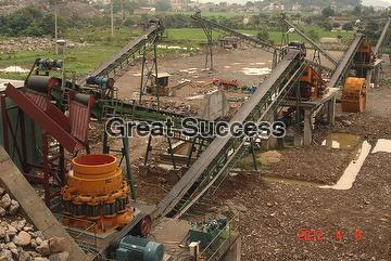 Stone Crushing Equipment
